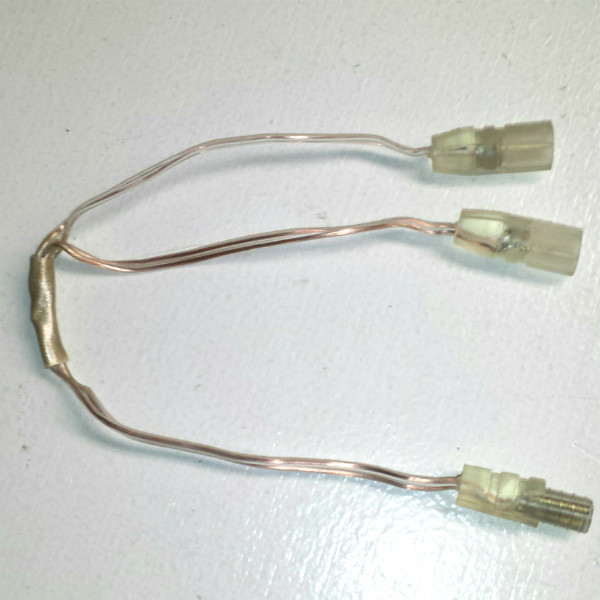 1 Input / 2 Output Connector