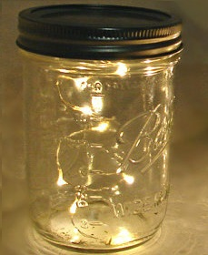 Perfect for Firefly Mason Jars
