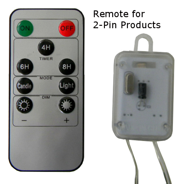 Add a Remote Control with Timers