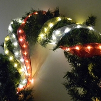 50 LED 9-foot Lighted Ribbon